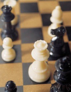 negotiation chess