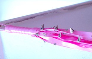 Pink Unicorn Flogger by Agonai