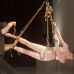 Beautiful Rope Bondage Performance with Rachel Ki