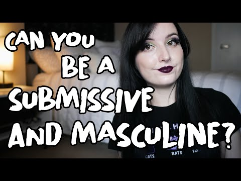 Submission, Masculinity and Stereotypes [BDSM]