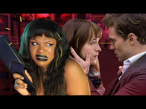 Actual BDSMer Watches Fifty Shades of Grey | Kat Blaque