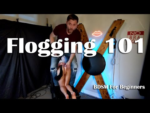 Flogging 101 How To and Types of Floggers BDSM for Beginners