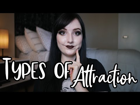 Decoding The FIVE Types of Attraction!