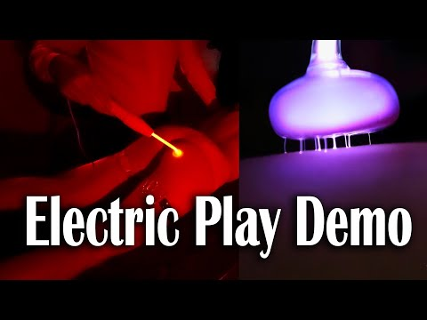 Electric Play Demo, BDSM Play