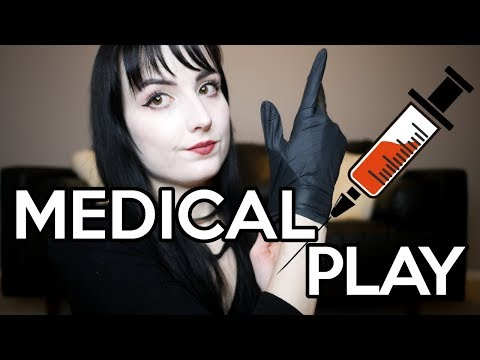 BDSM 101: Medical Play