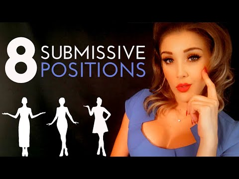 8 Submissive Training Positions in BDSM | Ms. Elle X