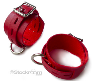 red cuffs stockroom