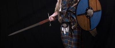 Highlander Tribe warrior 2