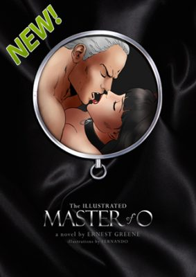 """Master of O"" book cover"