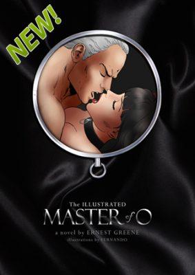 """Master of O"" book cover"
