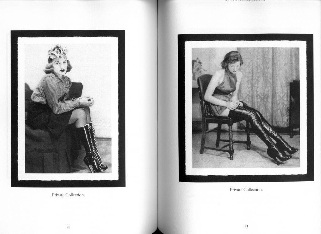A look inside the book-some of Guyette's work.