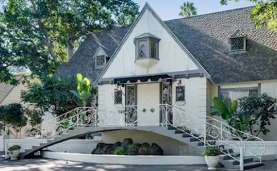 The Snctm house in Los Angeles