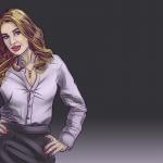 "Chapter Two of ""Dominatrix Boss: A BDSM Femdom Tale"""
