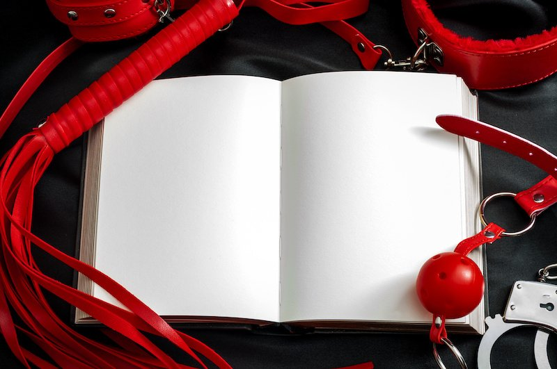 Writing a journal in a kinky world