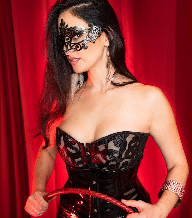 Princess Marx beautiful Los Angeles Dominatrix