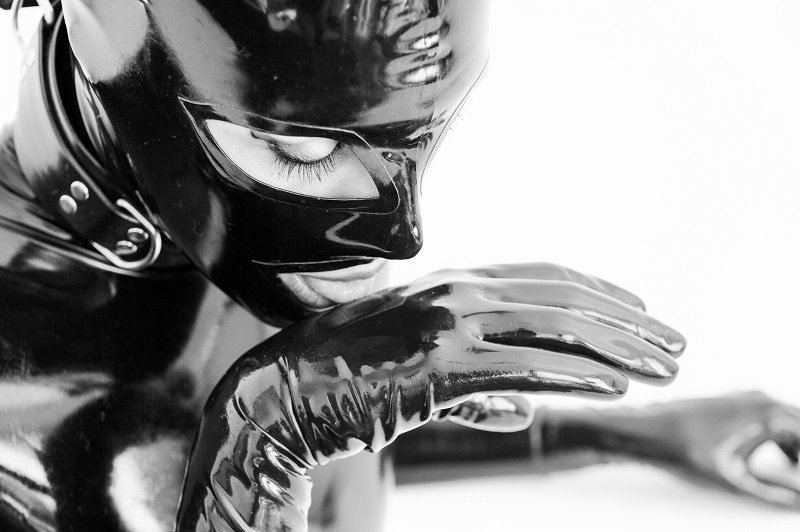 latex, kitten, bdsm play