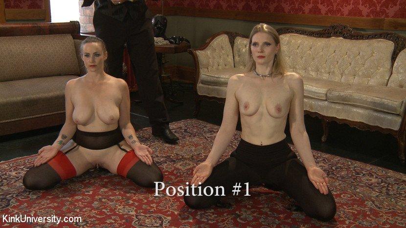 BDSM slave position 1 - present