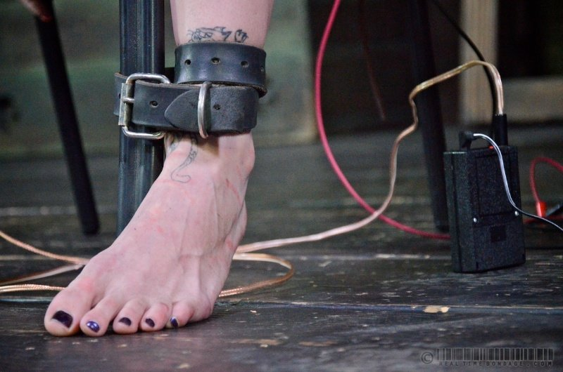 electro interrogation 04 -ankles strapped to chair