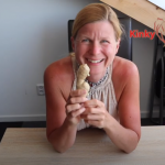 Video: FIGGING: GINGER Anal Play For Masochists