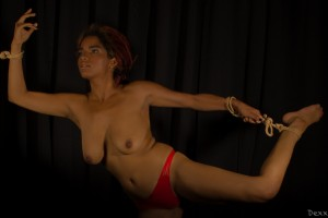 Yoga rope